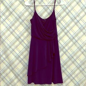 American Eagle Royal purple dress